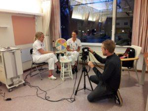 Educatieve ondersteuning, ROC MN, Inholland, Gastlessen, Lesvideo's, Educatie, Verpleegkunde
