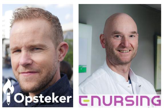 Samenwerking, E-Nursing, Opsteker, Accreditatie, Webserie